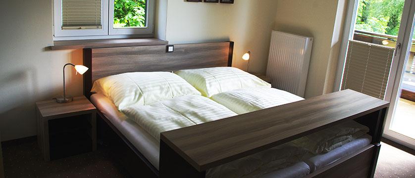 Hotel Sonnwirt, St. Gilgen, Salzkammergut, Austria - double bedroom.jpg